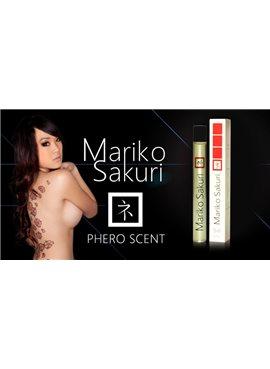 Духи с феромонами женские Mariko Sakuri (roll-on), 15 мл 281021 Aurora