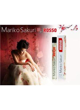 Духи с феромонами женские Mariko Sakuri ROSSO (roll-on), 15 мл 281025 Aurora