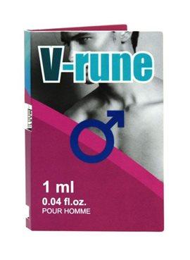 Пробник Aurora V-rune for men, 1 мл 281068 Aurora