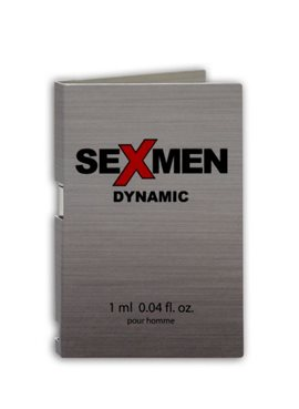 Пробник Aurora Sexmen Dynamic for men, 1 мл 281069 Aurora