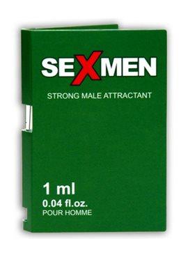 Пробник Aurora Sexmen Strong for men, 1 мл 281070 Aurora