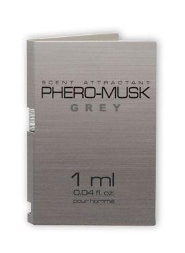 Пробник Aurora PHERO-MUSK GREY, 1 мл 281072 Aurora