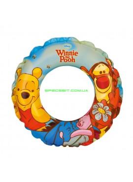 Детский надувной круг Disney Winnie the Pooh Intex (Интекс) 58228 51см
