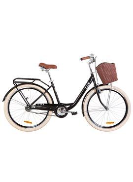 Велосипед Dorozhnik LUX OPS-D-26-059 Черный 2019