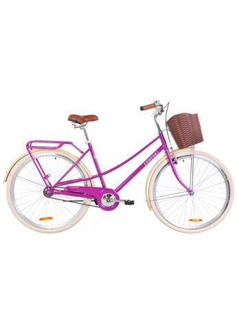 Велосипед Dorozhnik COMFORT FEMALE OPS-D-28-121 Фиолетовый 2019