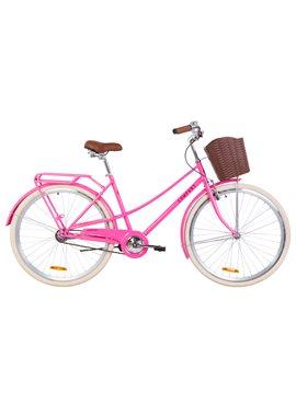 Велосипед Dorozhnik COMFORT FEMALE OPS-D-28-122 Персиковый 2019