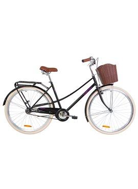 Велосипед Dorozhnik COMFORT FEMALE OPS-D-28-124 Черный 2019