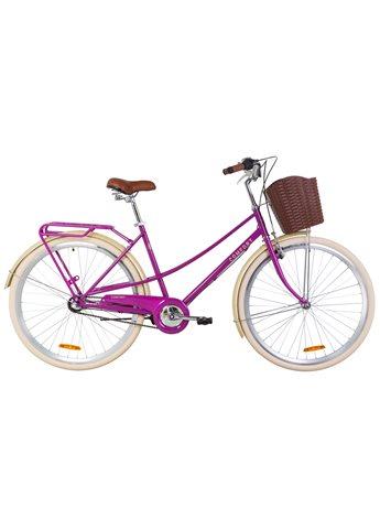 Велосипед Dorozhnik COMFORT FEMALE PH OPS-D-28-126 Фиолетовый 2019
