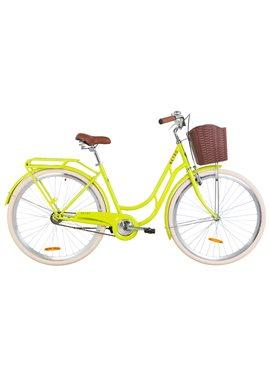 Велосипед Dorozhnik RETRO OPS-D-28-144 Салатный 2019