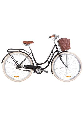 Велосипед Dorozhnik RETRO OPS-D-28-145 Черный 2019