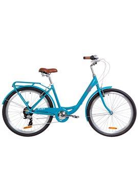 Велосипед Dorozhnik RUBY OPS-D-26-069 Лазурный 2019