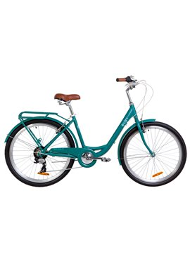 Велосипед Dorozhnik RUBY OPS-D-26-070 Изумрудный 2019
