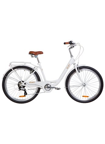 Велосипед Dorozhnik RUBY OPS-D-26-071 Белый 2019