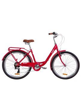 Велосипед Dorozhnik RUBY OPS-D-26-072 Красный 2019