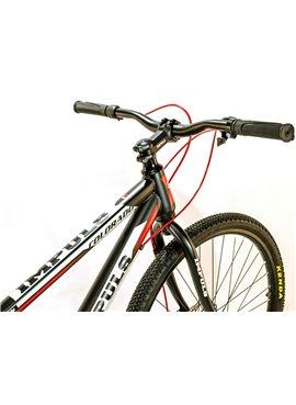 """Велосипед Impuls Bike COLORADO 24"""" NEW рама 11,5 Черно-оранжевый 2019"""