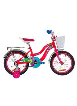 Велосипед детский Formula Kids 16 FLOWER OPS-FRK-16-061 Розовый 2019