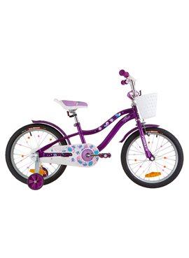 Велосипед детский Formula Kids 18 ALICIA OPS-FRK-18-038 Фиолетовый 2019