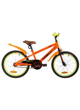 Велосипед детский Formula Kids 20 SPORT OPS-FRK-20-075 Оранжевый 2019