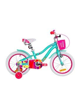 Велосипед детский Formula Kids 16 CREAM OPS-FRK-16-087 Бирюзовый 2019