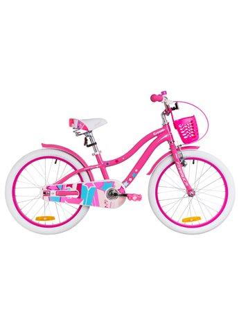 Велосипед детский Formula Kids 20 CREAM OPS-FRK-20-090 Бело-Розовый 2019