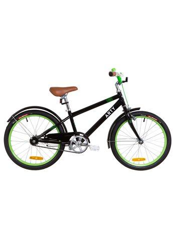 Велосипед детский Formula Kids 20 DOROZHNIK ARTY OPS-FRK-20-083 Черно-Салатный 2019