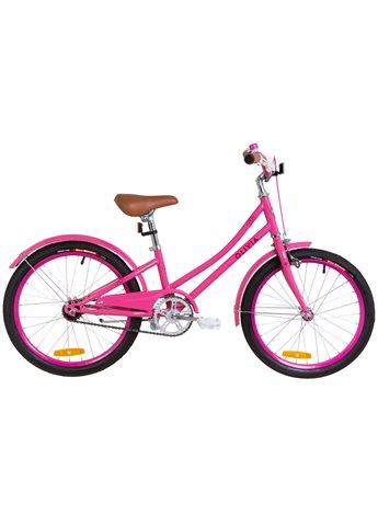 Велосипед детский Formula Kids 20 DOROZHNIK OLIVIA OPS-FRK-20-081 Розовый 2019