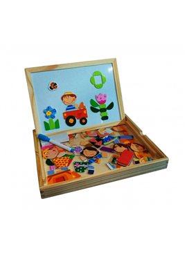 Деревянная игрушка Набор первоклассника MD 2083