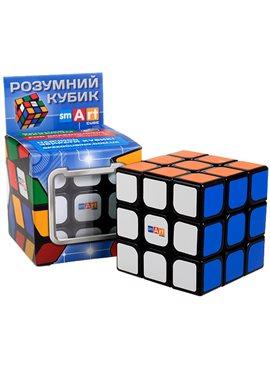 Кубик рубика 3х3х3 Черный Флюо Smart Cube SC321