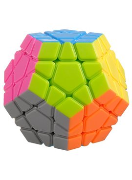 Кубик рубика Smart Cube Мегаминкс без наклеек SCM3