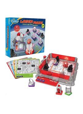 Игра-головоломка Лазерный лабиринт Джуниор | ThinkFun Laser-Maze-Jr 76348