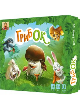Настольная игра ГрибОК 800170