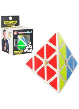 Кубик EQY512 пирамида, 9,5-9,5-9,5см, в кор-ке, 7-11-7,5см