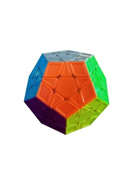 Кубик 0934C-4 QiYi X-Man Megaminx (Sculpture Stickerless)8см, в кор-ке, 9,5-7,5-13,5см