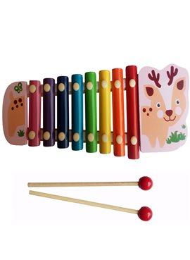 Деревянная игрушка Ксилофон MD0712