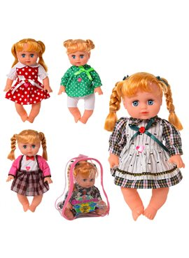 Кукла 5500-03-06-21, 33см,муз-звук(укр),песня,стих-счет,4вида,на бат(таб),в рюкзаке,21-25-14см