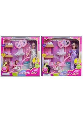 Кукла Defa Lucy 8049