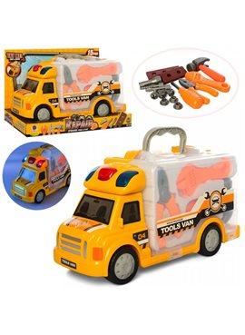 Машинка синструментами 661-174,