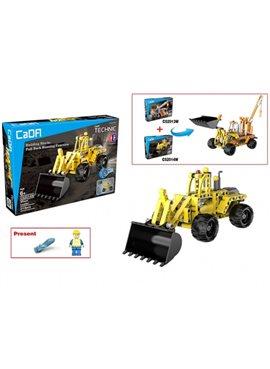 Конструктор CaDA TECHNIC C52014W 213дет., в собр.коробке 35*6*24см