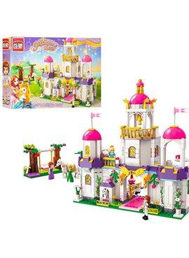 Конструктор BRICK 2610 замок принцессы