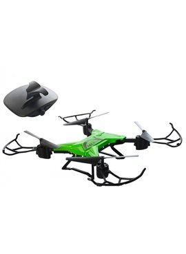 Квадрокоптер CX-42 р/у2.4G,аккум,37см,свет,USBзарядн,запасн.лопасти,в кор-ке,27,5-21-6,5см