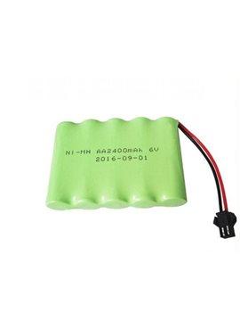 Аккумулятор Ni-MH 6V 2400 mAh