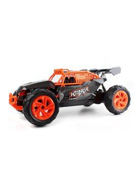 "Багги аккум р/у W3679(Orange) Оранжевый типа ""Hot Wheels"" пульт на батар.,в кор 30,8*18,6*12,5см"