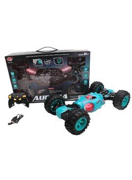 Машина на р/у 8850E(Blue) Синяя в коробке 47*31*12см