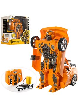 Трансформер на р/у. (робот+машина)28168 TF