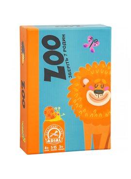 Настольная игра Arial Зоо 911326