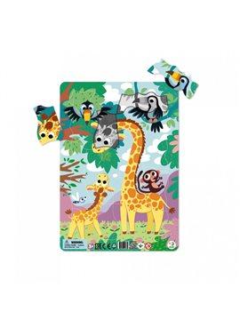 """Пазл с рамкой DoDo """"Жираф"""" R300223"""