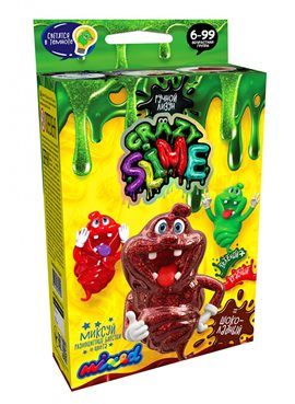"""Безопасный образовательный набор для проведения опытов """"Crazy Slime"""" SLM-02"""