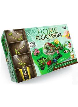 """Безопасный обучающий набор для выращивания растений HFL-01 """"Home Florarium"""""""