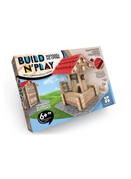 "Конструктор ""BUILDNPLAY"" КОЛОДЕЦ 7645DT"