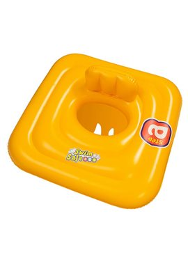BW Плотик 32050 детский желтый 69-69 см